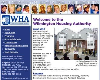 wilmington housing authority more recent designs by danny schweers