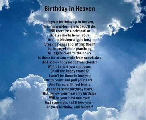 Happy Birthday Quotes For In Happy Birthday To My Brother In Heaven Poems Pictures