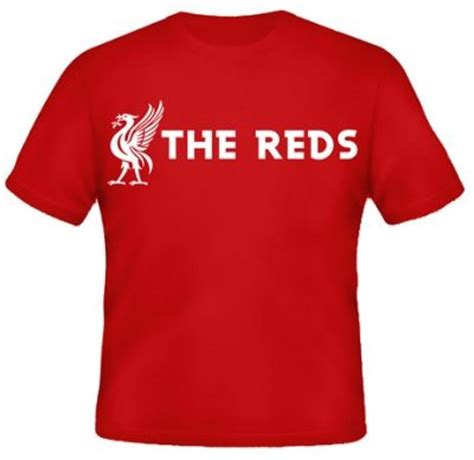 kaos liverpool bird the reds kaos premium