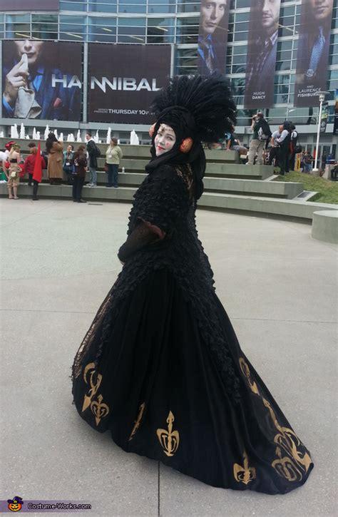 queen amidala handmade costume