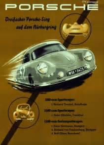 Vintage Porsche Posters Ausringers 187 220 Ber Cool Vintage Porsche Racing Posters