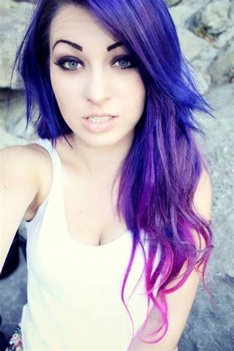 hairstyles crazy color latestauburnhaircolorwithwarmbrowneyes4 new medium