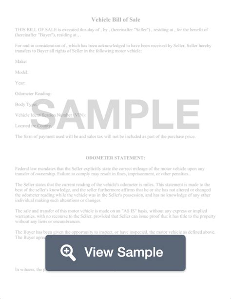 kentucky boat lettering regulations vehicle bill of sale create download for free formswift