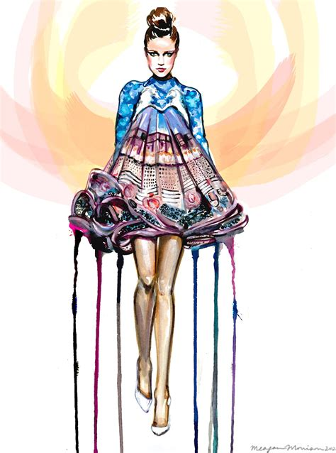 fashion illustration competitions travel write draw katrantzou illustration competition