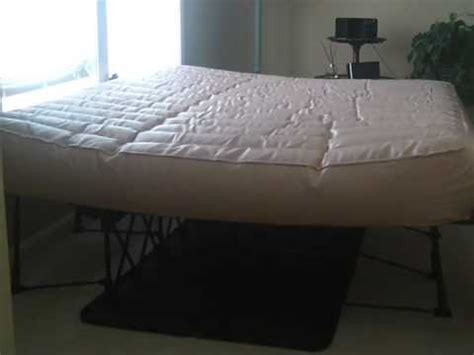 simplysleeper hideaway guest air bed size with integrated travel