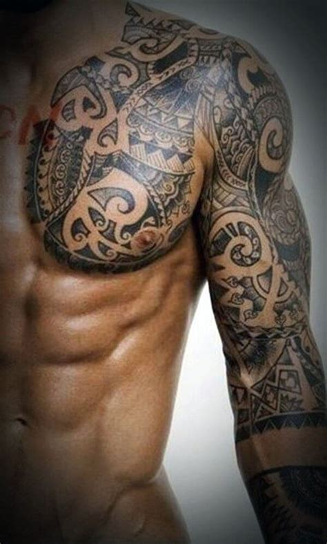 Power 70 Best Tribal Tattoos For Men Improb Best Places For Tattoos As You Age