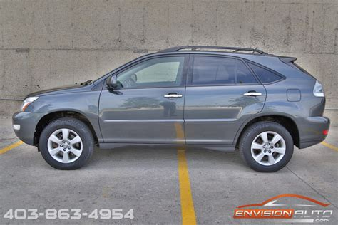 lexus awd hatchback 2008 lexus rx350 awd premium pkg envision auto calgary