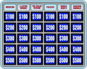 jeopardy board 1986 by wheelgenius on deviantart