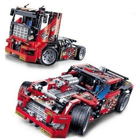 Dijamin The World Cars Transformable 4 Pcs popular lego race cars buy cheap lego race cars lots from