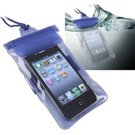 Waterproof Buat Smartphone Tab 7 universal waterproof bag for cell phone pda blue