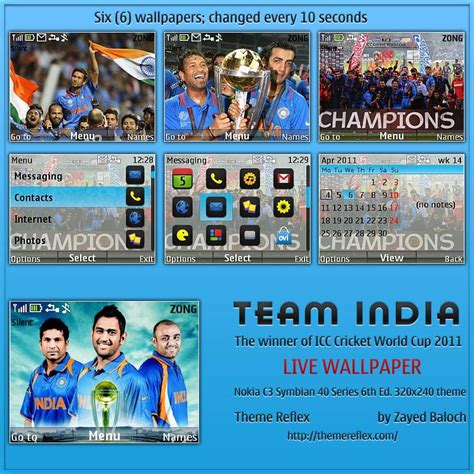 nokia x2 cricket themes cricket world cup 2015 themereflex search results new