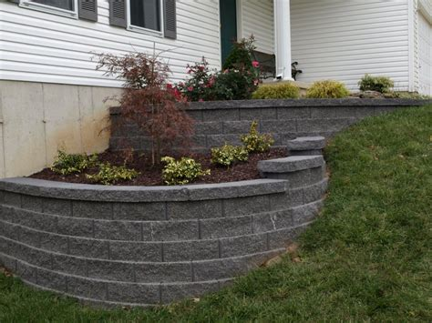 Landscaping Retaining Walls Design Pics   Syrup Denver