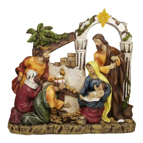 outdoor nativity sets youll love