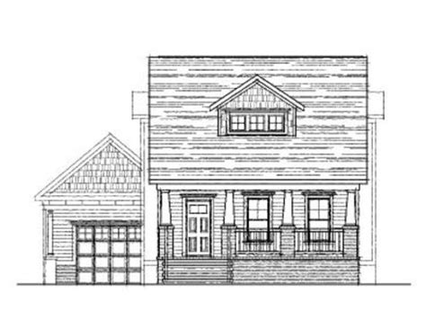 bungalow house plans for narrow lots narrow bungalow house plans mexzhouse com