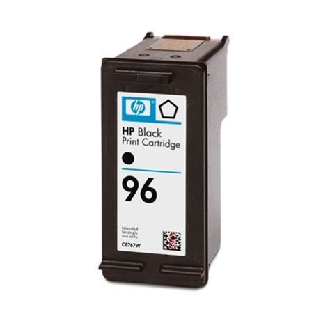 Hp 96 Black Ink Cartridge hp 96 ink cartridge c8767wn refilled