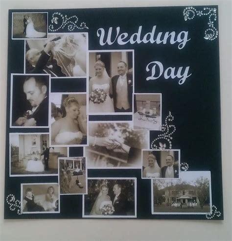 scrapbook layout for wedding wedding day scrapbook com scrapbook wedding layouts