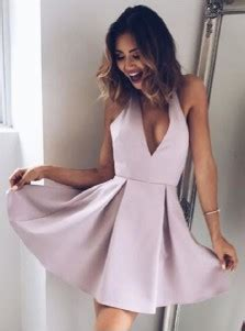 cheap homecoming dresses sexy cute style  size