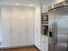 frameless kitchen cabinets frameless white kitchen traditional kitchen new york