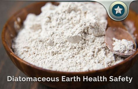 Side Effects Of Diatomaceous Earth Detox by Diatomaceous Earth Health Safety Review Potentially