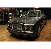2006 Bentley Arnage R History Pictures Value Auction