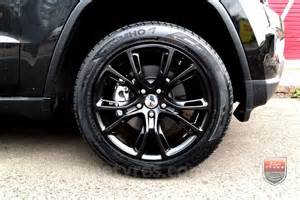 new srt8 wheels on my overland jeep garage jeep forum