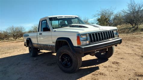 1986 jeep comanche 4x4 1986 jeep comanche custom x 4x4 for sale jeep comanche