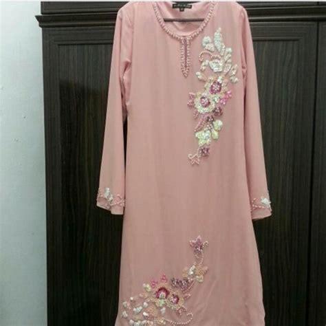 baju kurung preloved fesyen muslimah di carousell