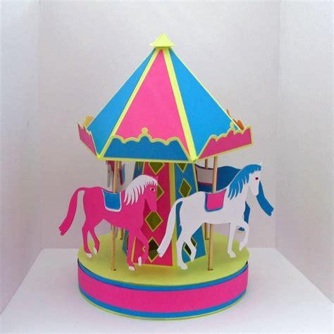 carousel light template