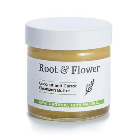 Raf Detox by Coconut And Carrot Cleansing Butter Rootandflower