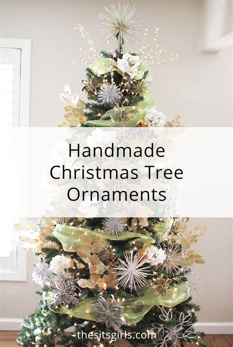 handmade christmas tree ornaments toilet paper roll