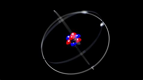 Electron Proton Neutron by Atom Rotating Single Nucleus Proton Neutron Electron Loop