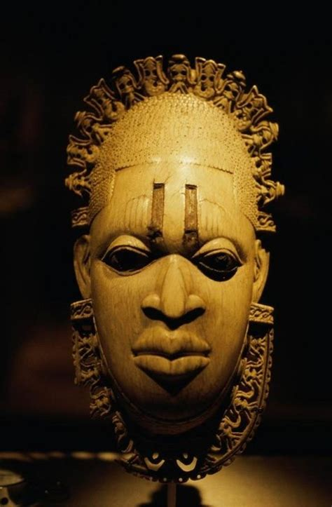 ancient african kings ancient african mask of a king african art pinterest