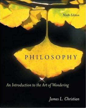 Philosophy And The Arts philosophy an introduction to the of wondering