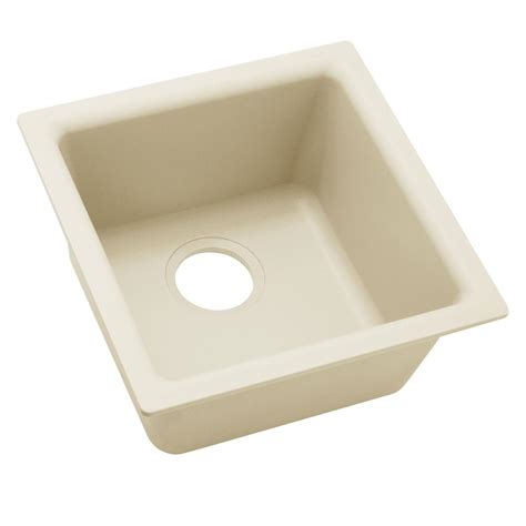 elkay quartz undermount sink elkay premium quartz drop in undermount composite 16 in