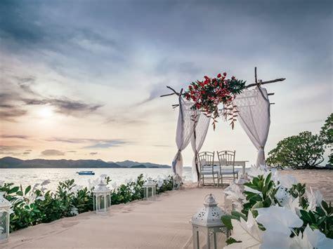 Beach Weddings Philippines   Boracay Island Wedding