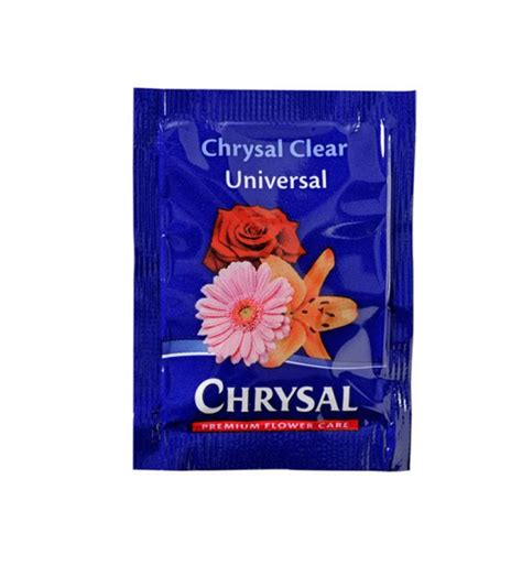 flower food packets chrysal clear flower food packet 200 x 1 pt chrysal