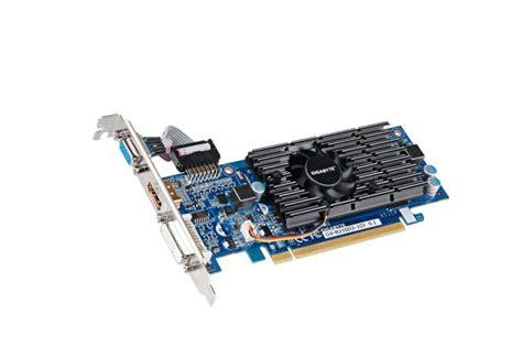 Vga Card Gigabyte 1gb gigabyte geforce g210 1gb ddr3 vga dvi hdmi low profile pci e graphics card ebuyer