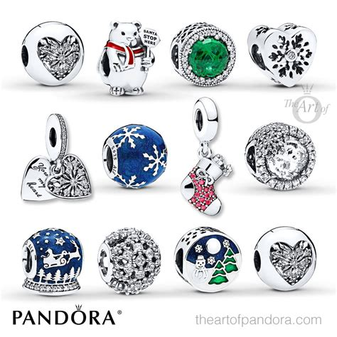pandora jared s winter 2017 exclusives the art of