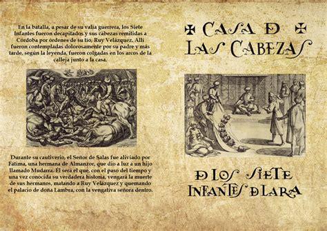 casa de las laras casa de las cabezas resumen de la leyenda de los siete
