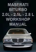 service manual free workshop manual 1985 maserati biturbo maserati biturbo 1981 1994 workshop repair manual
