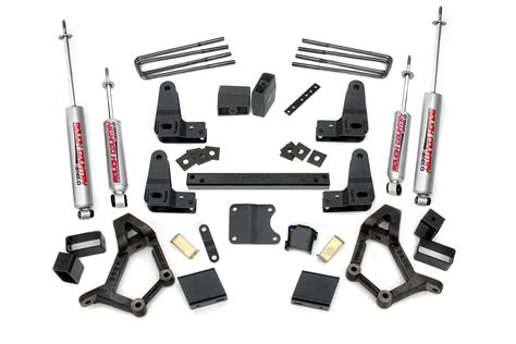 89 Toyota Lift Kit Country 4 5 Inch Suspension Lift Kit For 86 89