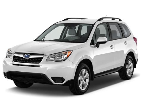 2015 subaru forester horsepower 2015 subaru forester reviews and specs at truck trend