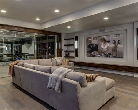 modern basement design contemporary basement design ideas pictures remodel decor