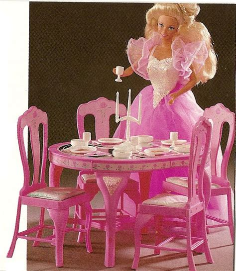 barbie dining room 19 best images about toys i had on pinterest flower
