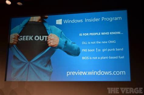 un insider svela le strategie di microsoft per il futuro microsoft svela windows 10 un sistema operativo per