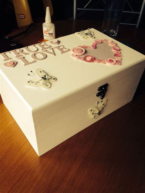 Handmade Memory Boxes - 13 best images about handmade memory boxes take a
