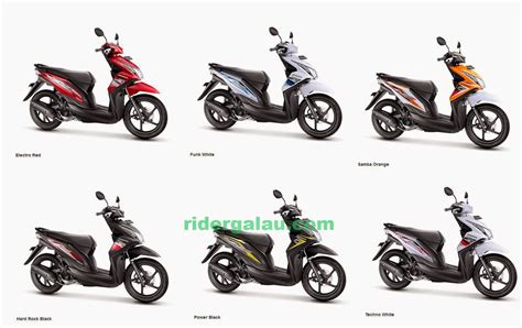 pilihan warna honda all new beat esp 2015 harga dan pilihan warna all new terios matic release date price