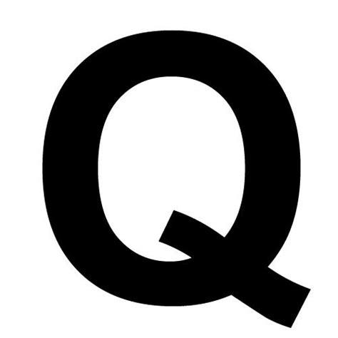Black Letter Property 13 Q A Icon Images Letter Q Black Letter Q And Blue Letter Q Newdesignfile