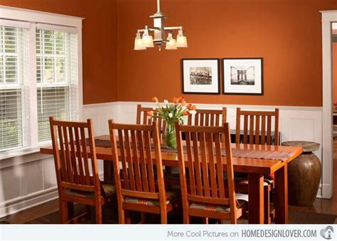 orange dining rooms 15 catchy orange dining room designs small dining