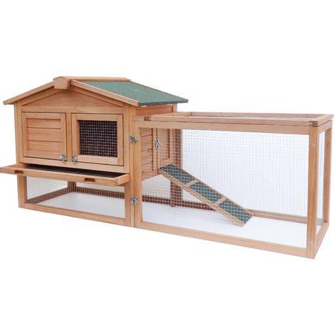 gabbia conigli esterno gabbia per lepri e conigli pi 249 spazio esterno per il